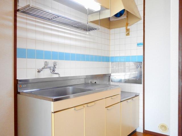 エルディム早川 01060号室のキッチン