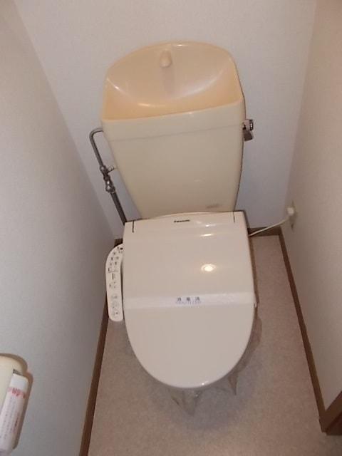 フロレスタⅠ 01020号室のトイレ