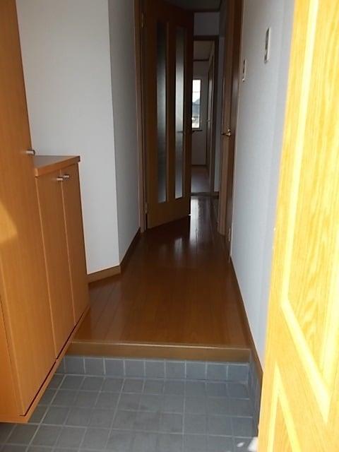 フロレスタⅠ 01020号室の玄関
