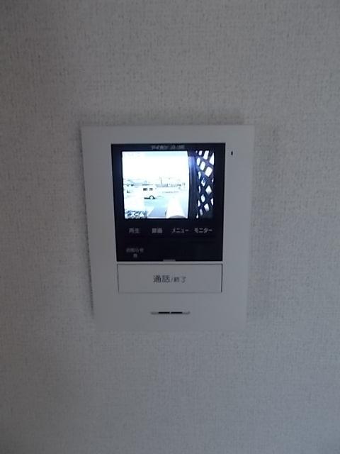 フロレスタⅠ 01020号室のセキュリティ