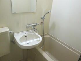 メゾン・ド・パンドール 0101号室の洗面所