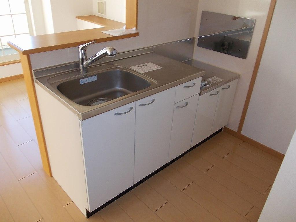 アイリス 02010号室のキッチン
