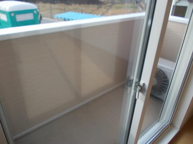 ガレント 01040号室のバルコニー