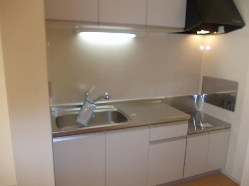 ガレント 01040号室のキッチン