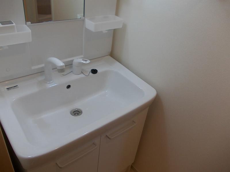 ガレント 01040号室の洗面所