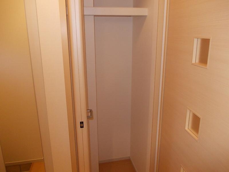 ガレント 01040号室の収納