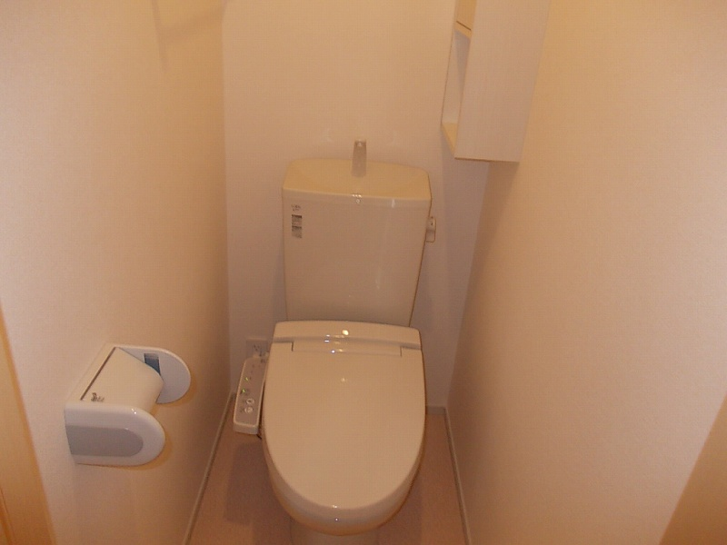 ガレント 01040号室のトイレ