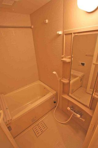 ブルソール信濃町 301号室の風呂