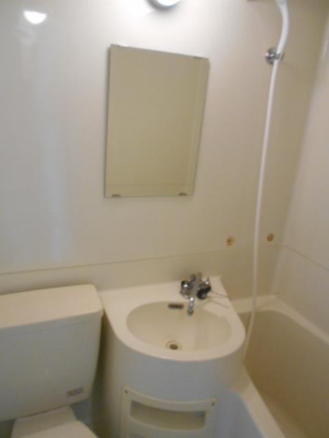 第12長栄セントラルシティーハイツ 105号室の洗面所