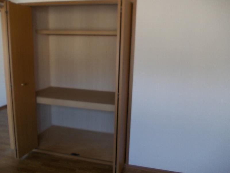 フロレスタⅢ 02010号室の収納
