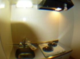 ステイションランドナガタキ 02020号室のキッチン