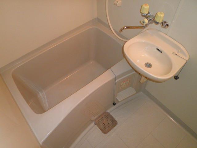 エスペランサ127 02030号室の洗面所