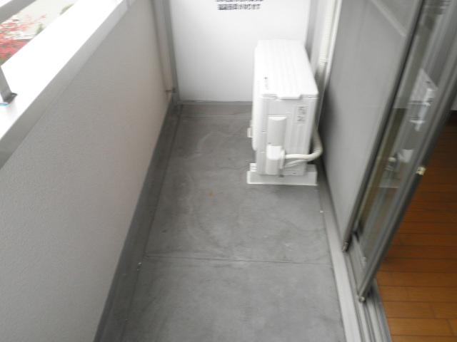 エスペランサ127 02030号室のバルコニー