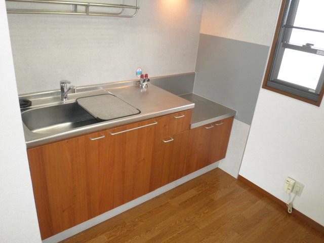 パークハイム 203号室のキッチン
