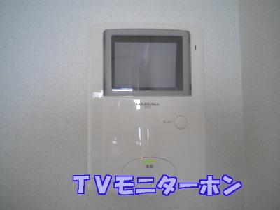アルモニー綾園 02010号室のセキュリティ
