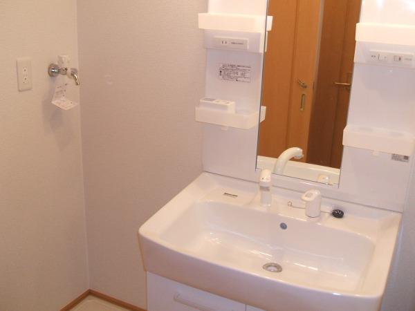 アルモニー綾園 02010号室の洗面所