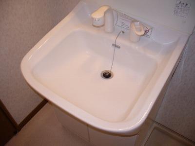 Prairie・live B 02010号室の洗面所