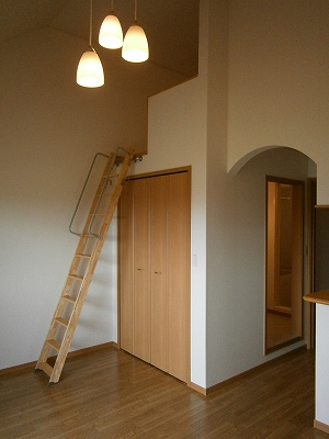 メゾン・エトワールⅡ 02020号室のベッドルーム