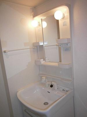 メゾン・エトワールⅡ 02020号室の洗面所