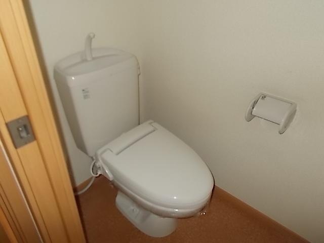 カルム ソレイユ JN 03040号室のトイレ