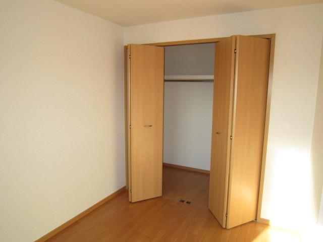 カルム ソレイユ JN 03040号室の収納