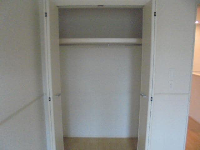 アリエッタⅡ 01010号室の収納