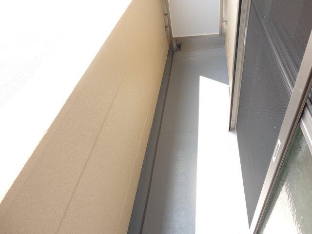 フォルトゥーナ 201号室のバルコニー