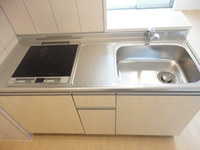 フォルトゥーナ 201号室のキッチン