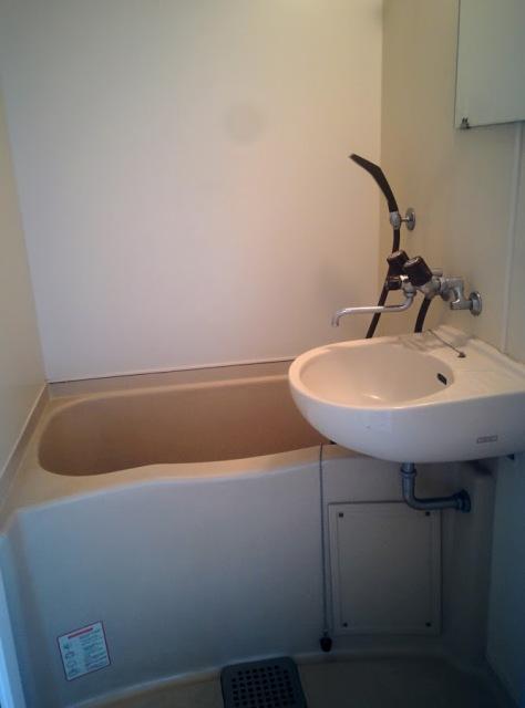 ウィンダム 102号室の風呂