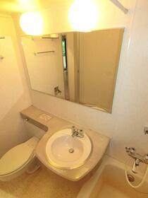 ヒルサイド白山 101号室の風呂