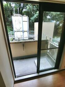ヒルサイド白山 101号室の洗面所