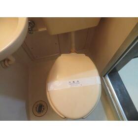 スカイコーポラスⅡ 0105号室のトイレ