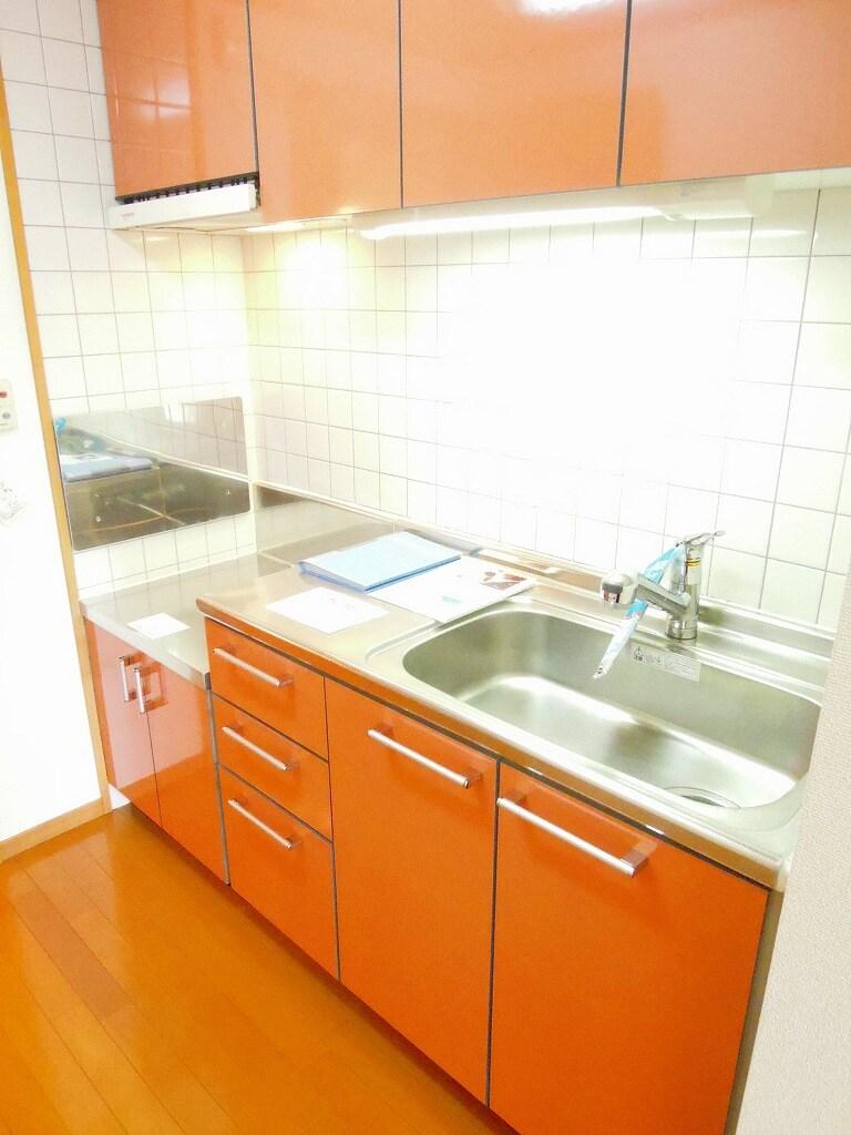 プリムローズ 02030号室の風呂