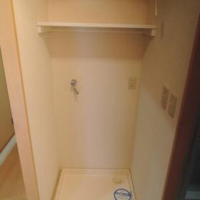 シャルマンヤマフク 203号室の風呂