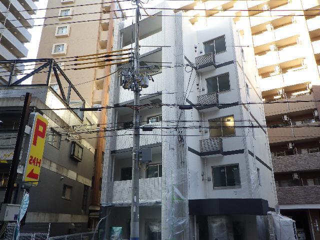 ラ・コリーヌ新神戸の外観