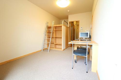 レオパレスOKANISHI 306号室のキッチン