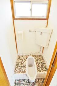 厚川店舗 2号室のトイレ