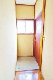 厚川店舗 2号室の玄関