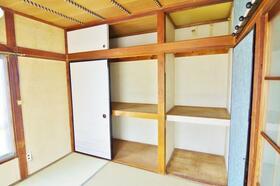 厚川店舗 2号室の収納