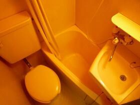 コーポ久松 107号室の風呂