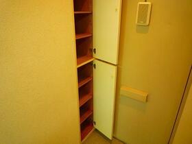 コーポ久松 107号室の収納