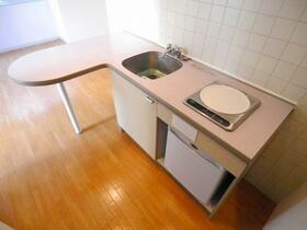 ジュネパレス松戸第96 0103号室のキッチン