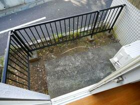 ジュネパレス松戸第96 0103号室のバルコニー