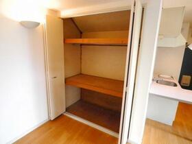ジュネパレス松戸第96 0103号室の収納
