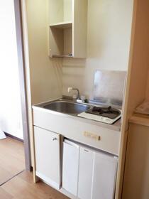 ベルライト能見台 00505号室のキッチン