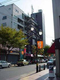 平井ショッピングセンターの外観