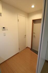 ピアコートTM中村橋 101号室のキッチン