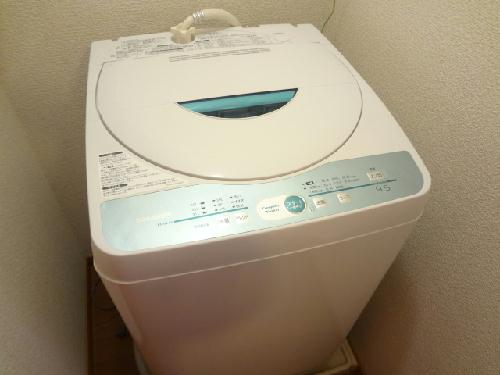 レオパレス貴船 104号室のトイレ