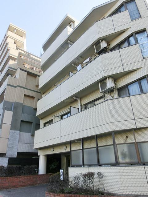 コスモ東長崎外観写真