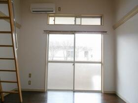 サンハイツ坂戸Ⅲ 201号室のリビング